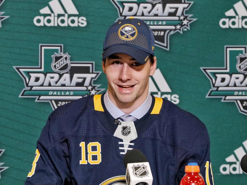2018 NHL Draft  Family Ties 62263e33d3