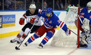 Zuccarello Is More Than Deserving of the 'A'
