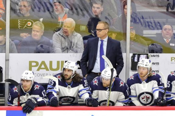 Paul Maurice, Winnipeg Jets