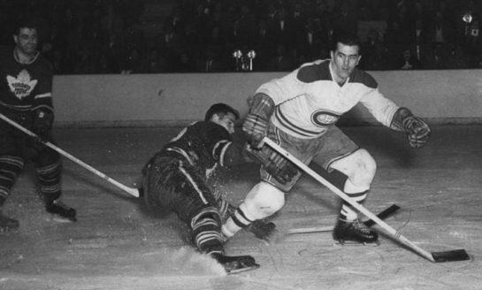 Today in Hockey History: Nov. 8