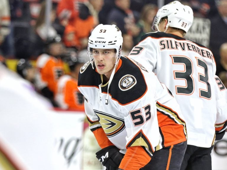 Max Comtois Anaheim Ducks
