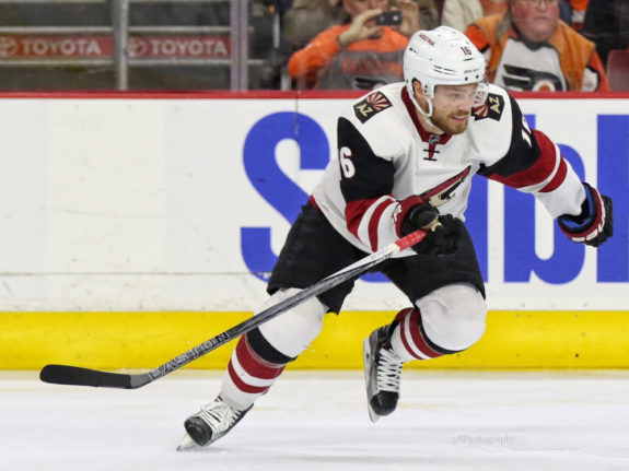 Max Domi, Arizona Coyotes, NHL, Fantasy Hockey