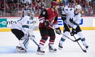 Preview: Sharks & Coyotes in for Another Close Game