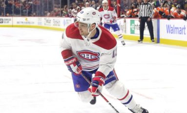 Canadiens Are Deepest at Left-Wing… for Now