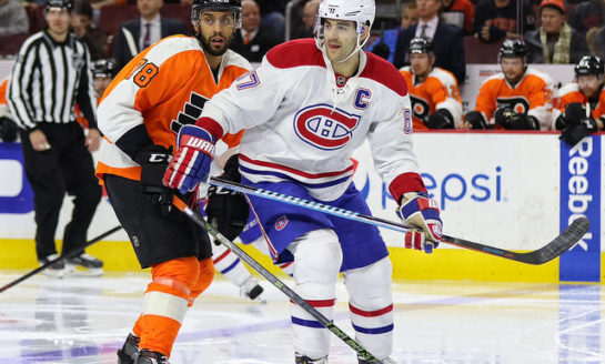 Golden Knights Offense Will Dazzle With Pacioretty
