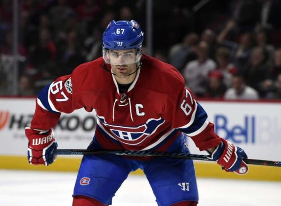 Ex-Montreal Canadiens forward Max Pacioretty