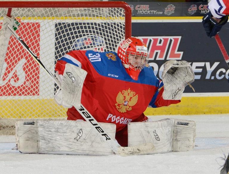 Maxim Motorygin Team Russia