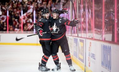 Ducks Prospects Knocked Out of World Junior Championships