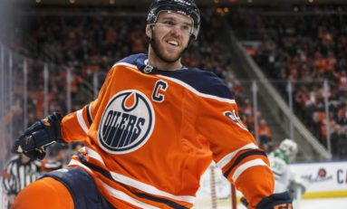 McDavid Chasing Oilers Legends