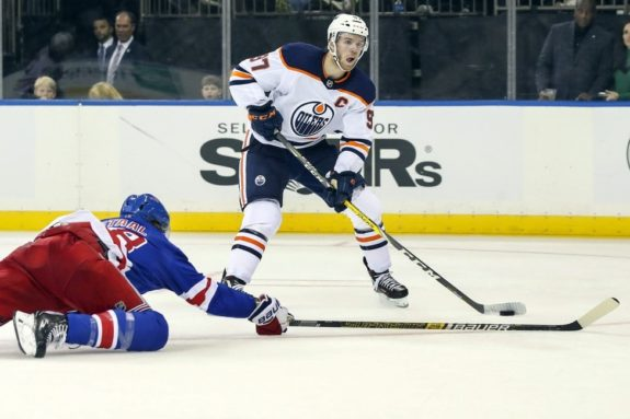 Draisaitl – McDavid Duo Give Oilers A Puncher's Chance