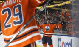 Oilers' Depth at Centre is Among NHL Best