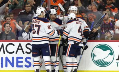 5 Thoughts About Oilers, Brossoit, Lucic & Others
