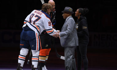 NHL Honors Willie O'Ree's Legacy, But Struggles With Diversity Continue