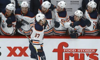 Connor McDavid Will Always Make His Linemates Better