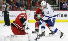 Hurricanes Host the Lightning Following Overtime Victory
