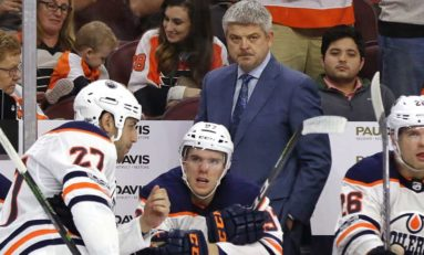 This Isn't on Todd McLellan