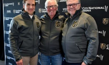 Golden Knights Benefiting from Foley's Business Philosophy