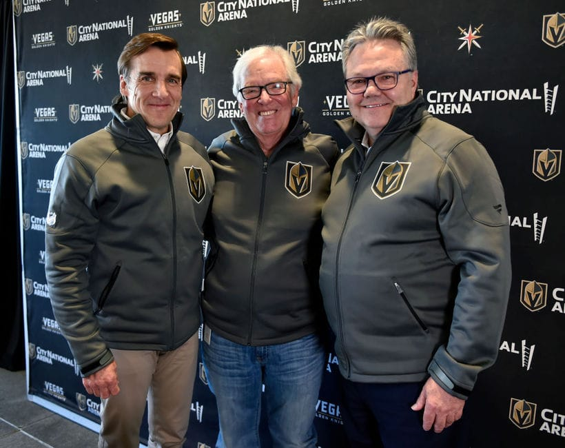 Golden Knights Are Becoming McCrimmon's Team