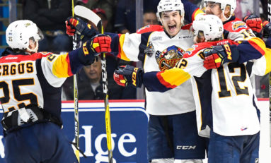 OHL's Western Conference Dominating Eastern Conference