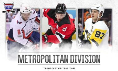 NHL 19: Top 10 Player Ratings By Team - Metropolitan Division
