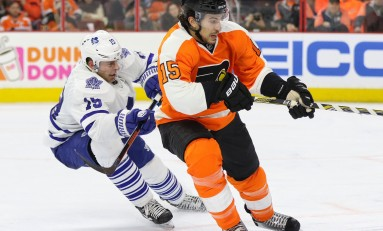 Preview: Maple Leafs Visit the Flyers