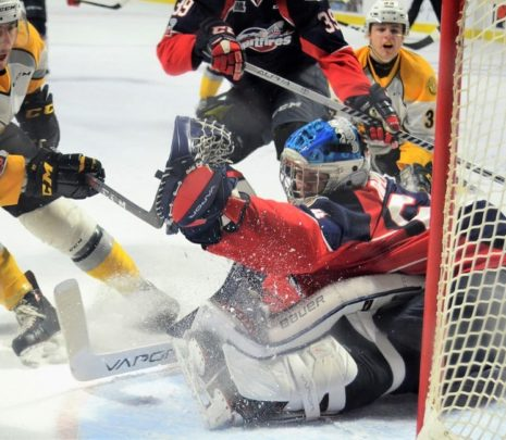 A Tale of Two Teams: Spitfires' Eastern Road Trip