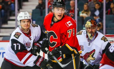 Ferland Finds His Game