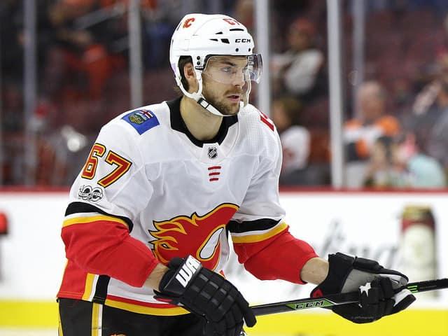 Michael Frolik Flames