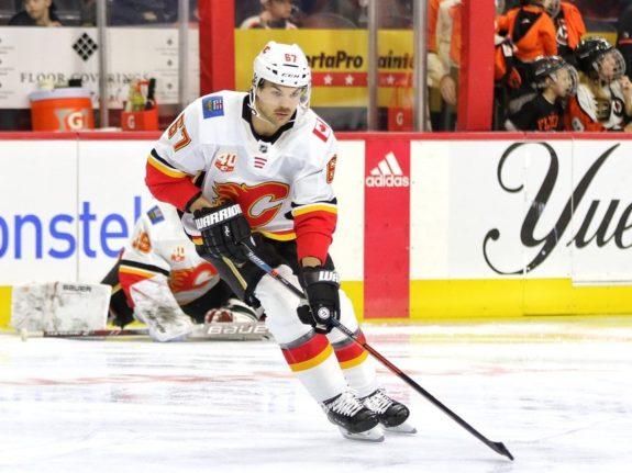 Michael Frolik Calgary Flames