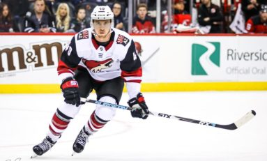 Coyotes Buy Out Final Year of Grabner's Contract