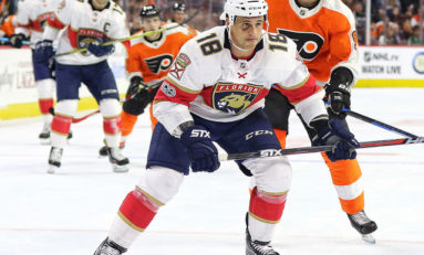Panthers Best Third & Fourth Line Options