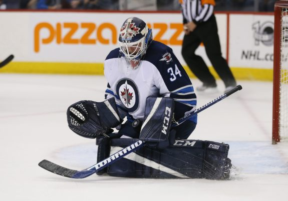Michael Hutchinson Winnipeg Jets