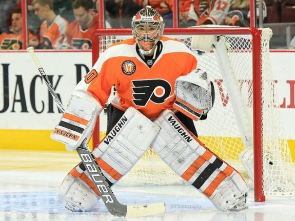 Michal Neuvirth, Flyers