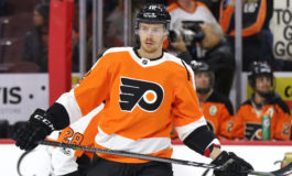 Flyers' Standouts From First Round Robin Game
