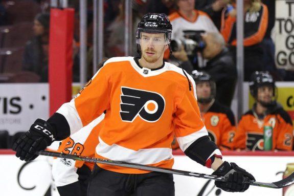 Michael Raffl, Philadelphia Flyers