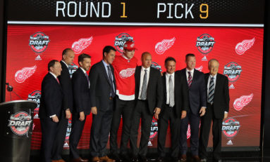 The Grind Line: Red Wings Draft Reaction