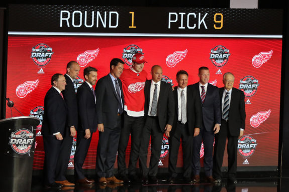 Detroit Red Wings Draft