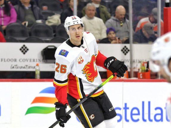 Michael Stone Calgary Flames