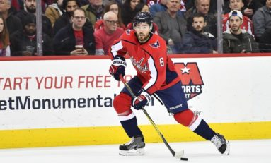 Capitals Benefiting From Under-the-Radar Trade