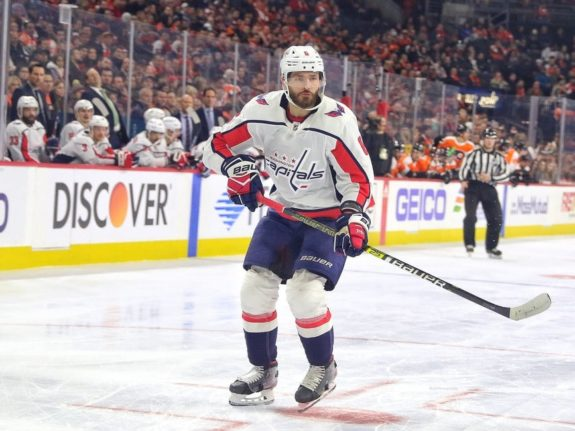 Michal Kempny Washington Capitals