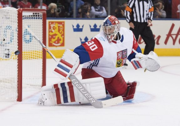Michal Neuvirth, Czech Republic, World Cup of Hockey, World Cup, Czechs Have Fallen