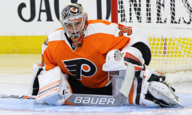 Flyers Leaning on Neuvirth