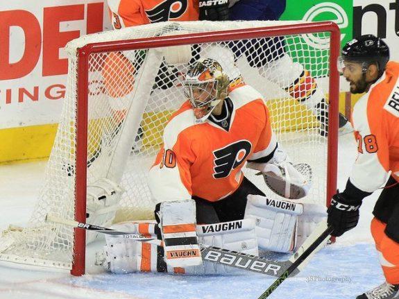 Michal Neuvirth Philadelphia Flyers