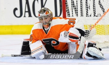 Flyers Goaltending Questions Loom
