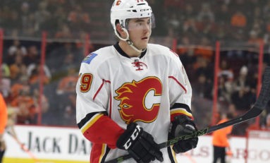 Ferland Finally Finding His NHL Footing