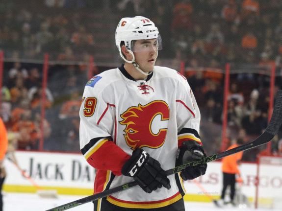 Micheal Ferland Calgary Flames