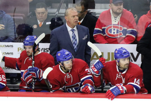 Ex-Montreal Canadiens head coach Michel Therrien