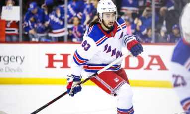 Rangers News & Rumors: Berard, Schneider, Zibanejad & More