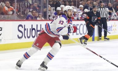 Rangers Helped & Hurt By the NHL Pause