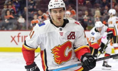 Comparing Mikael Backlund to Rest of 2007 Draft